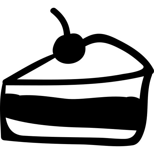 piece of pie icon